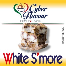WHITE S'MORE - CYBERFLAVOUR...