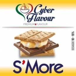 S'MORE - CYBERFLAVOUR -10 ML