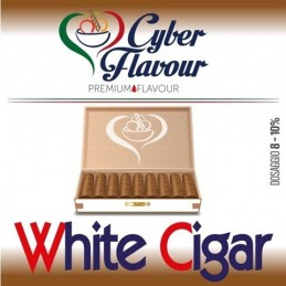 WHITE CIGAR - CYBERFLAVOUR...