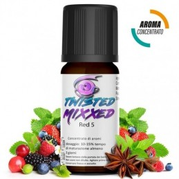 - RED 5 - 10 ML - TWISTED