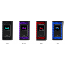 MAJESTY BOX MOD CARBON...