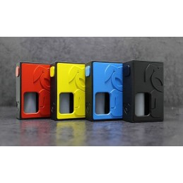 BOX MOD S-RABBIT SQUONK