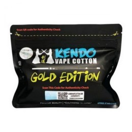 KENDO VAPE COTTON - GOLD...