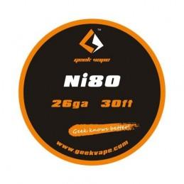 WIRE NI80 26GA (10 M) -...